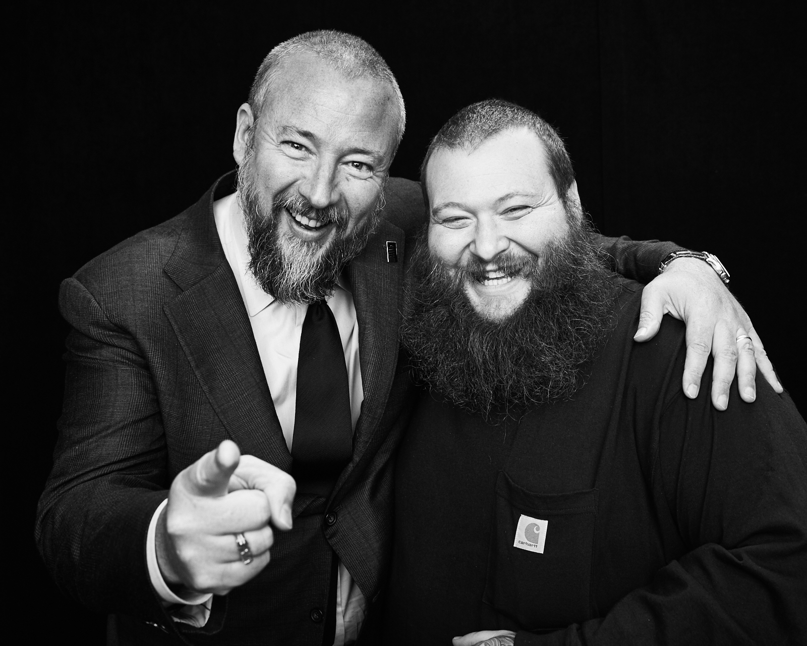 Watch Shane Smith's 5-Word Speech