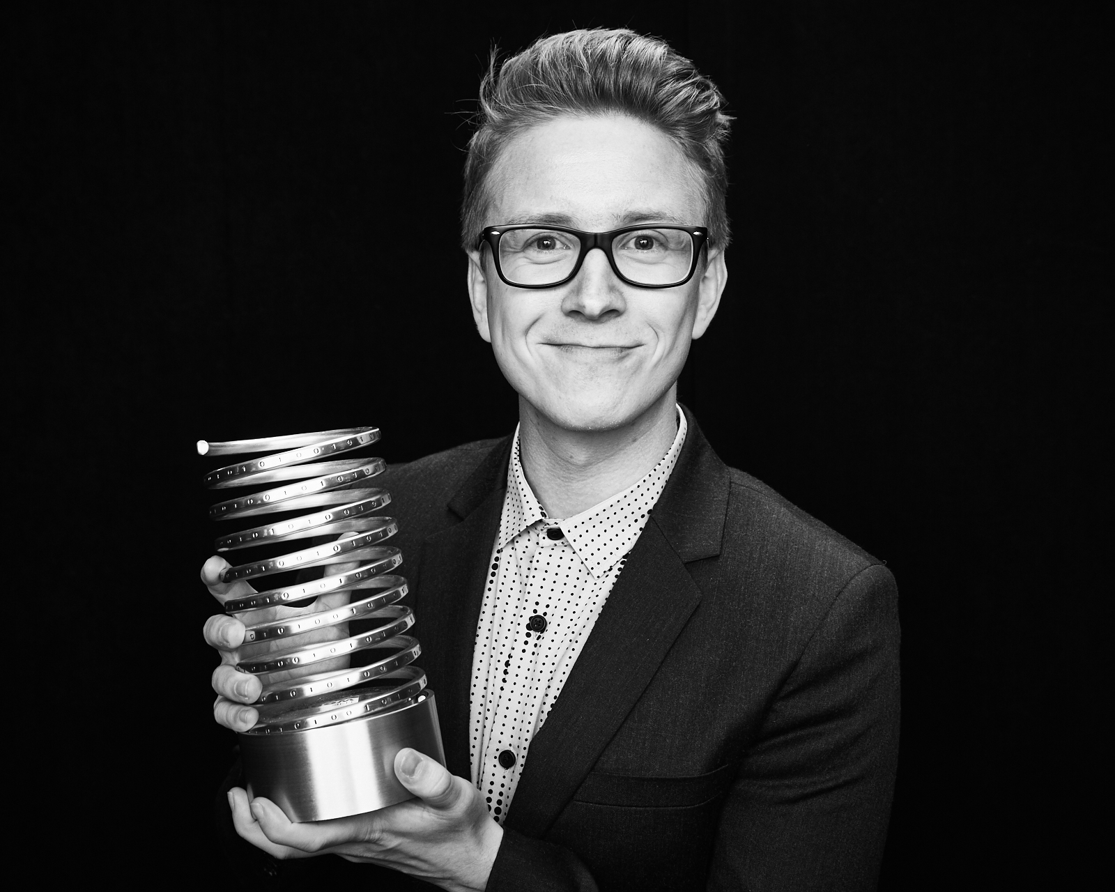 Watch Tyler Oakley's 5-Word Speech