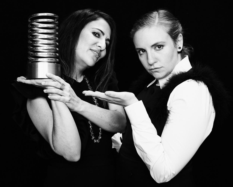 Lena Dunham & Jenni Konner