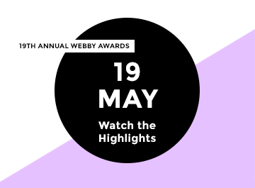 Watch The Webby Awards