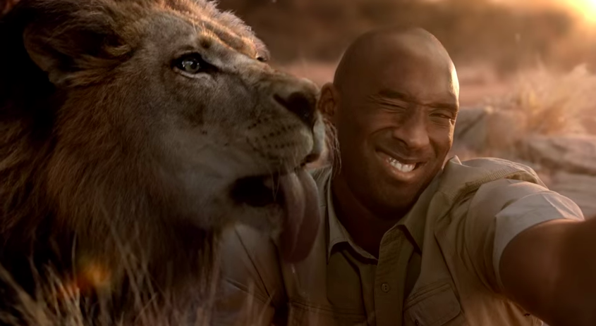 Kobe vs. Messi: The Selfie Shootout is voted top YouTube ad of the decad