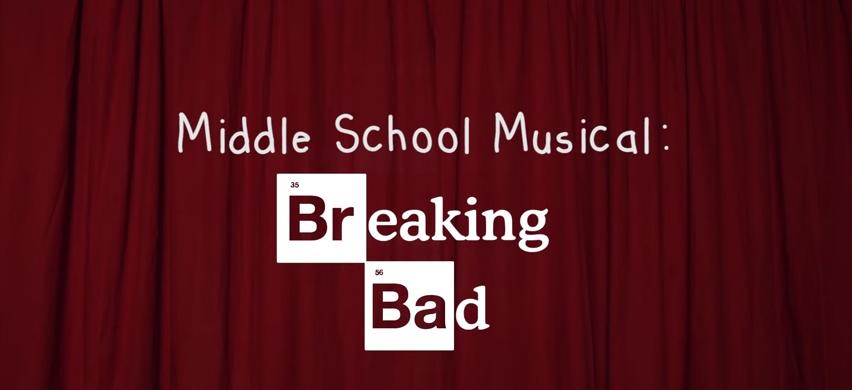 Middle school musical breaking bad_rhett and link