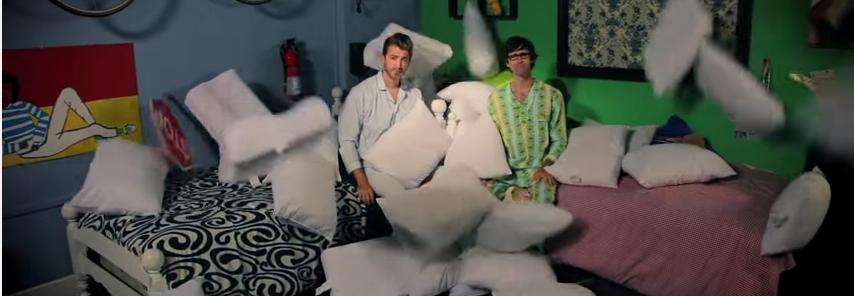 600 Pillows_Rhett and Link
