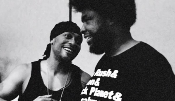 Questlove and D'Angelo